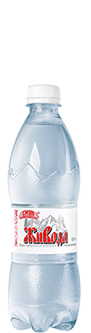 ZhiVoda, natural drinking carbonated water